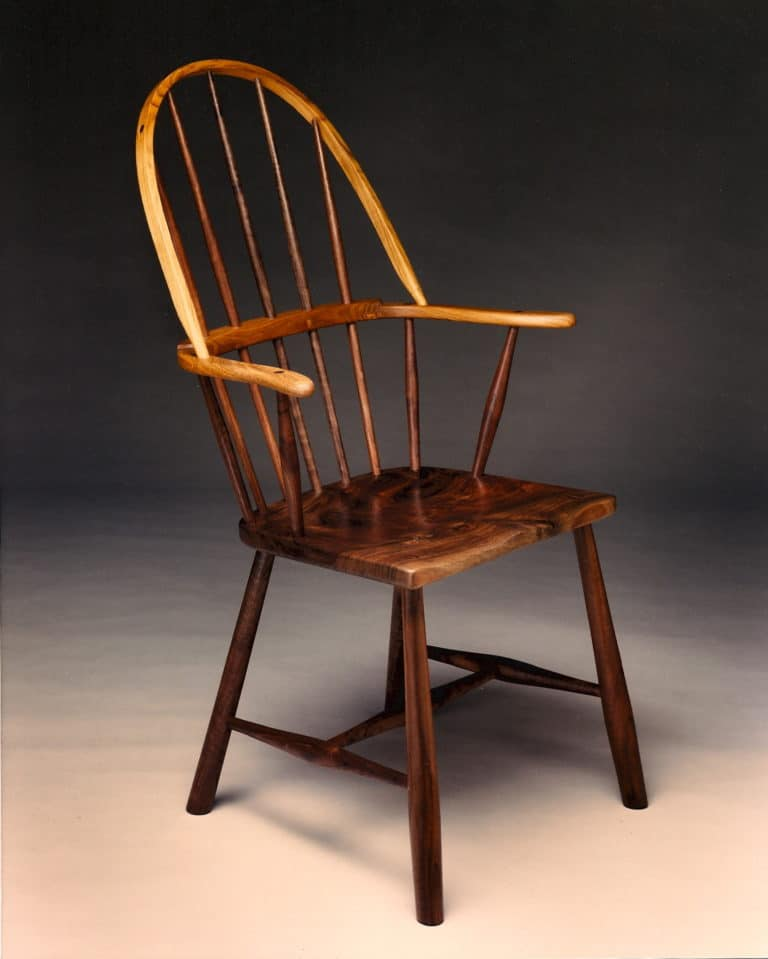Gregory Hay Designs English Country Windsor Chair
