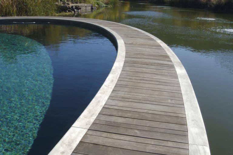 Gregory Hay Designs Elliptical Pool Coping