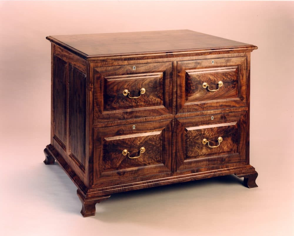 Gregory Hay Designs Traditional Style File Cabinet