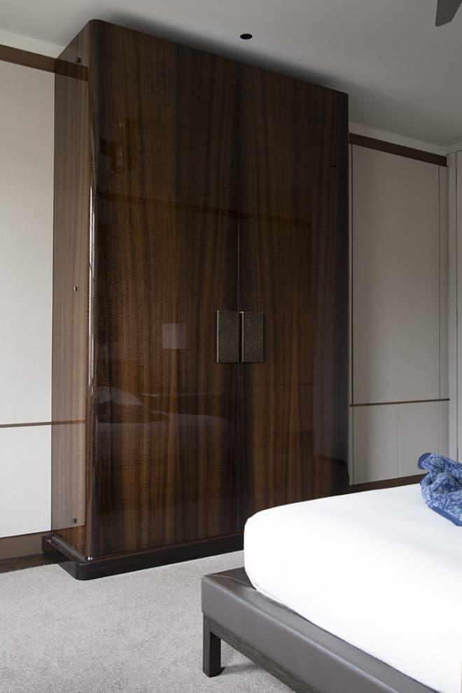 Jackson Street Wardrobe in Eucalyptus